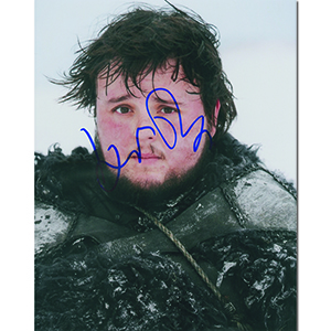 John Bradley Autograph Signed Photograph - Game of Thrones