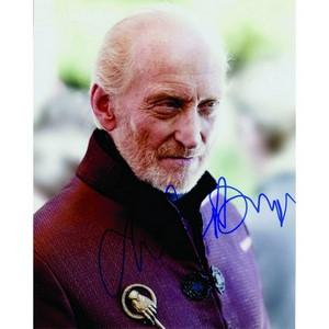 Charles Dance Autograph Game of Thrones - Lord Tywin Lannister