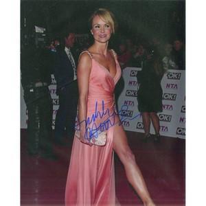 Amanda Holden Autograph Signed Photograph
