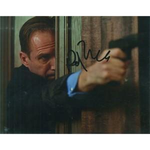 Ralph Fiennes Autograph Signed Photograph