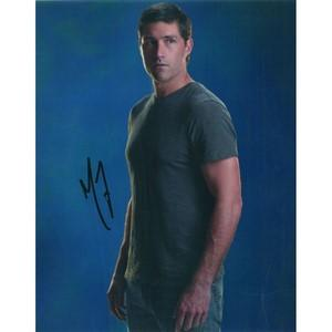 Matthew Fox Autograph Signed Photograph