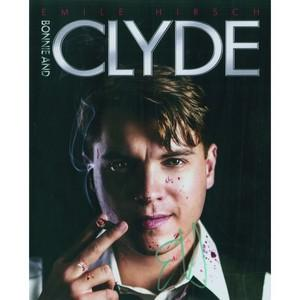 Emile Hirsch Autograph Bonnie and Clyde