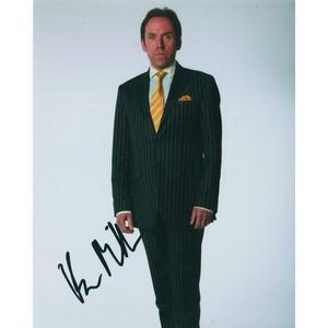 Ben Miller Autograph Signed Photograph