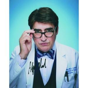 Alfred Molina Autograph Signed Photograph