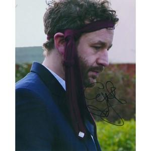 Chris O'Dowd Autograph Signed Photograph