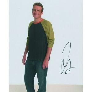 Jason Segal Autograph Signed Photograph