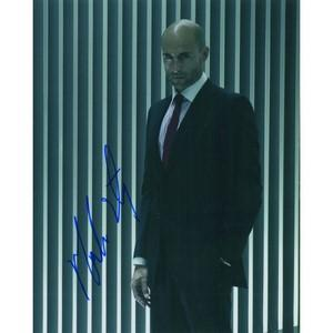 Mark Strong Autograph Signed Photograph