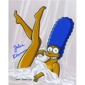 Julie Kavner Autograph  - Voice of Marge Simpson- The Simpsons