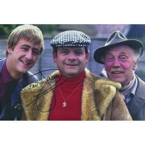 David Jason Autograph Signed Photograph