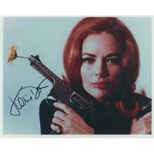 Karin Dor Autograph Signed Photograph
