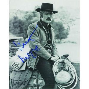 Robert Redford Autograph Signed Photograph