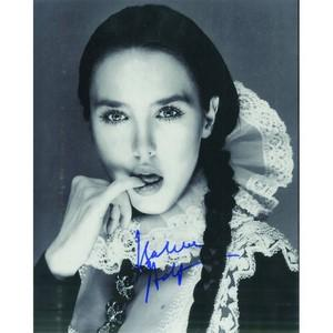 Isabelle Adjani Autograph Signed Photograph
