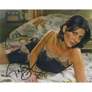 Gina Bellman Autograph Signed Photograph
