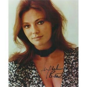 Jacqueline Bissett Autograph Signed Photograph