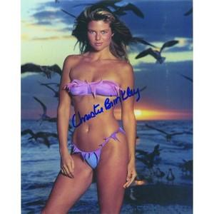 Christie Brinkley - Autograph - Signed Colour Photograph