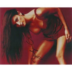 Penelope Cruz Autograph Signed Photograph