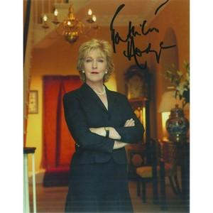 Patricia Hodge Autograph Signed Photograph