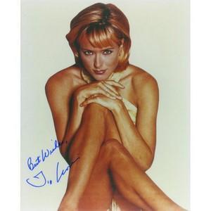 Tia Leoni Autograph Signed Photograph