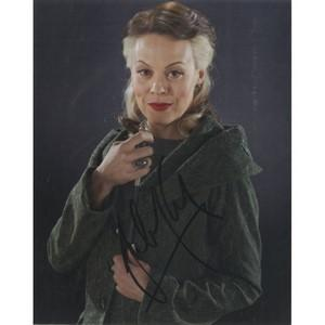 Helen McCrory Autograph Signed Photograph