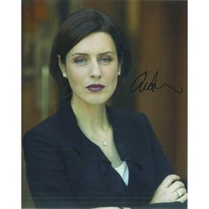 Gina McKee Autograph Signed Photograph
