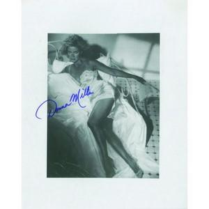 Donna Mills Autograph Signed Photograph