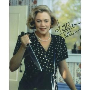 Kathleen Turner Autograph Signed Photograph
