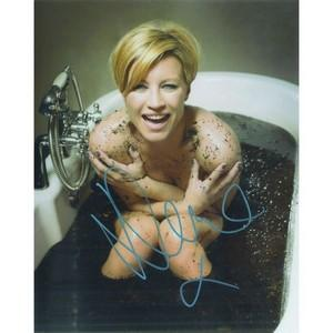 Denise Van Outen Autograph Signed Photograph