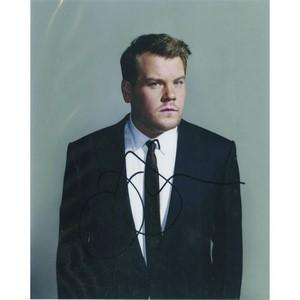 James Corden Autograph Signed Photograph