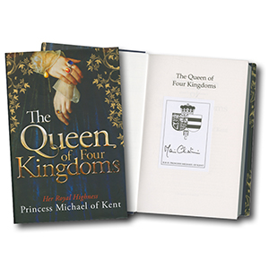 HRH Princess Michael Kent Signed Book