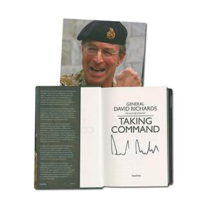 General David Richards