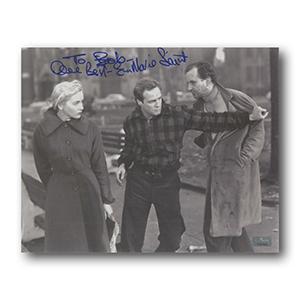 Eva Marie Saint Autograph Signed Photograph