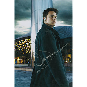 John Barrowman Autograph Signed Photograph