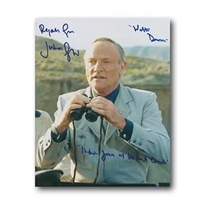 Julian Glover Autograph Signed Photograph