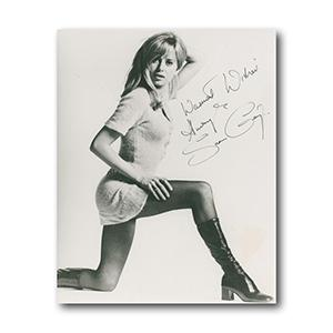 Susan George Autograph Signed Photograph