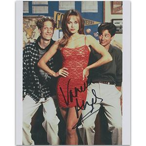 Vanessa Angel Autograph Signed Photograph