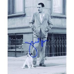 Jean Dujardin Autograph Signed Photograph
