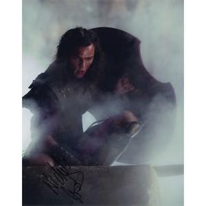 Nicholas Hoult Autograph Signed Photograph
