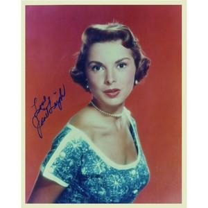 Janet Leigh Autograph Signed Photograph