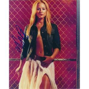 Maria Bello Autograph Signed Photograph