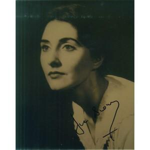 June Brown Autograph Signed Photograph