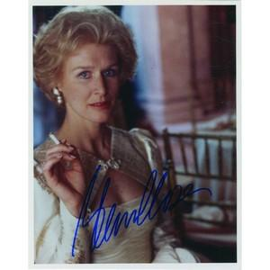 Glenn Close Autograph Signed Photograph