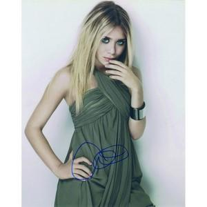Ashley Olsen Autograph Signed Photograph