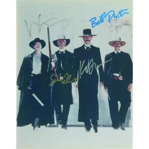 Gunfight at the OK Corral (Val Kilmer, Sam Elliott) - Autographs