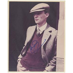 Richard Thomas Autograph Signed Photograph