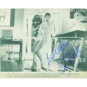 Cindy Pickett Autograph Signed Photograph