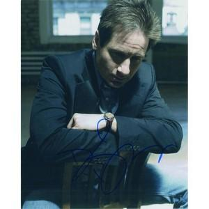 David Duchovny Autograph Signed Photograph