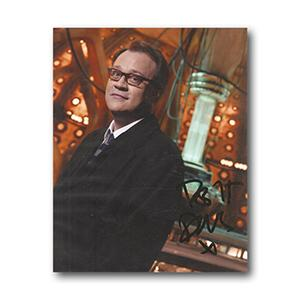 Russell T Davies Autograph Signed Photograph