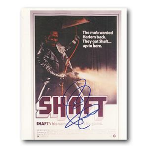 Richard Roundtree 'Shaft' -  Autograph