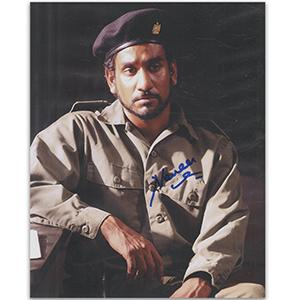 Naveen Andrews Autograph Signed Photograph