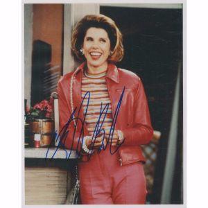 Christine Baranski Autograph Signed Photograph